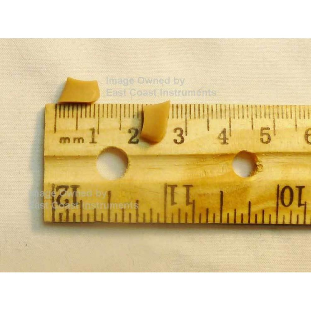 Set of 2 Yamaha Genuine Flute Trill Key Bumper Cork